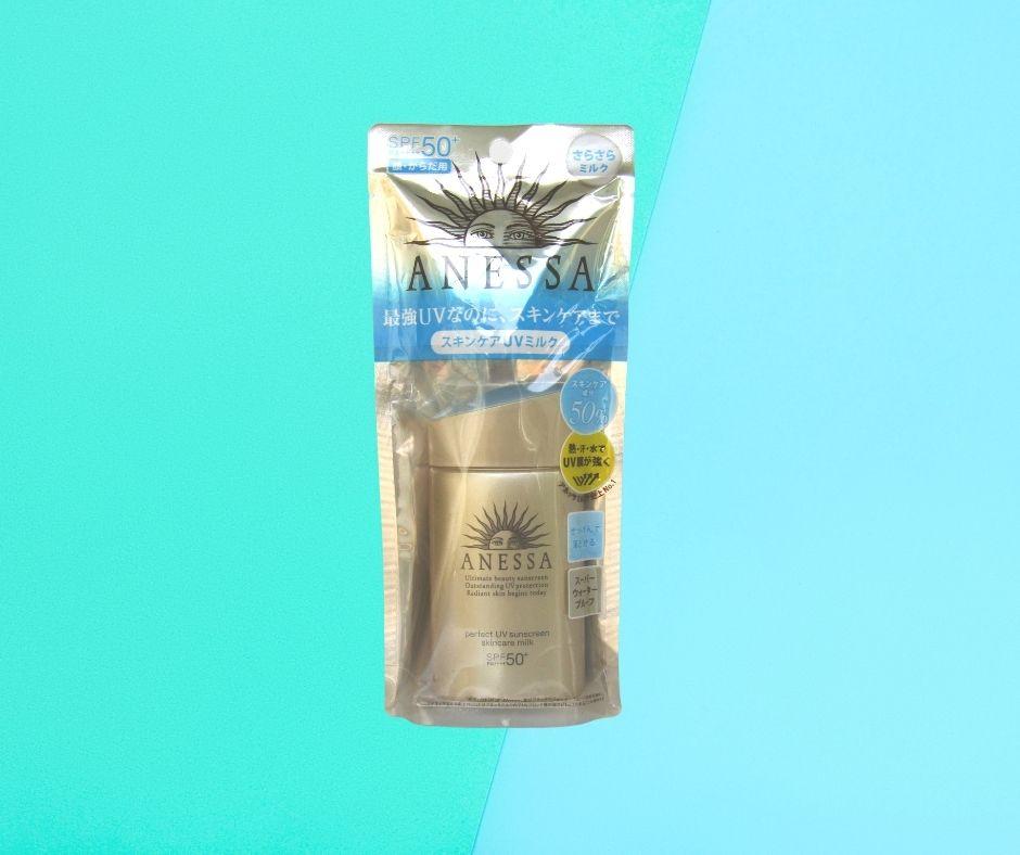Anessa Perfect UV Sunscreen Skincare Milk SPF 50+