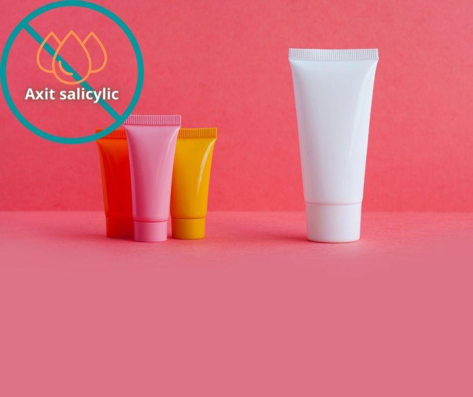 Axit salicylic, thành phần khiến da khô ngộ độc
