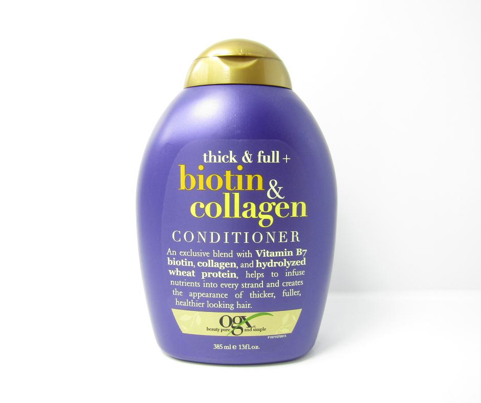 Dầu Xả Thick Full Biotin Collagen Ogx