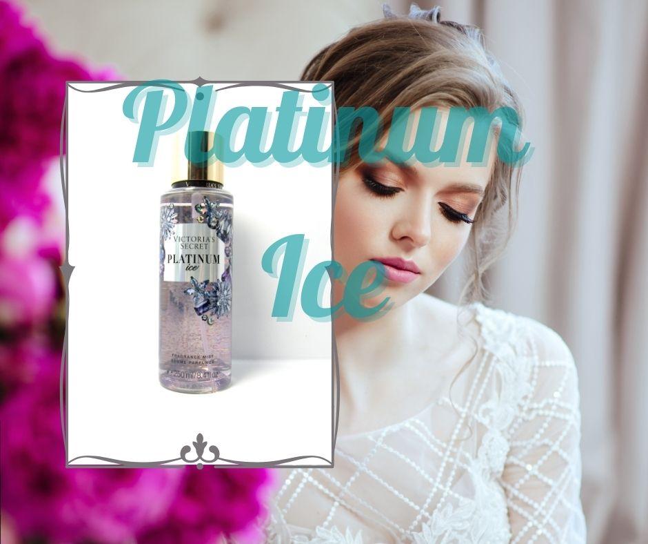 Body Mist Victorias Secret Platinum Ice