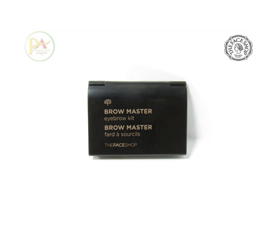 Bột Kẻ Mày The Face Shop Brow Master EyeBrow Kit Hàn Quốc Chính Hãng