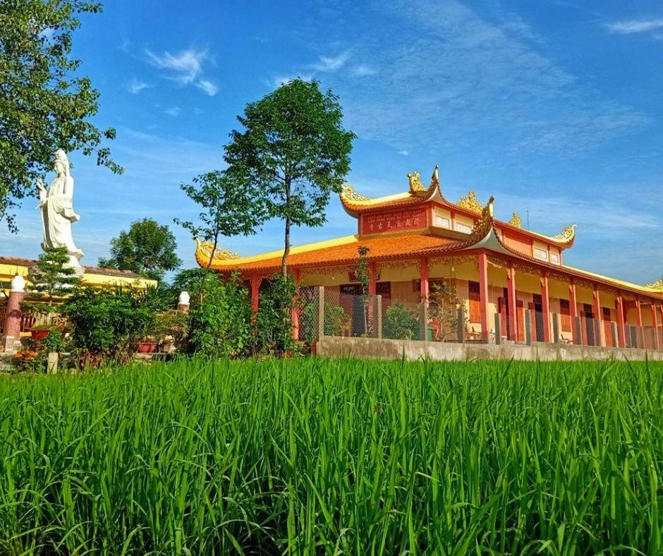 Chùa Long Thành, Bình Trinh Đông, Tân Trụ