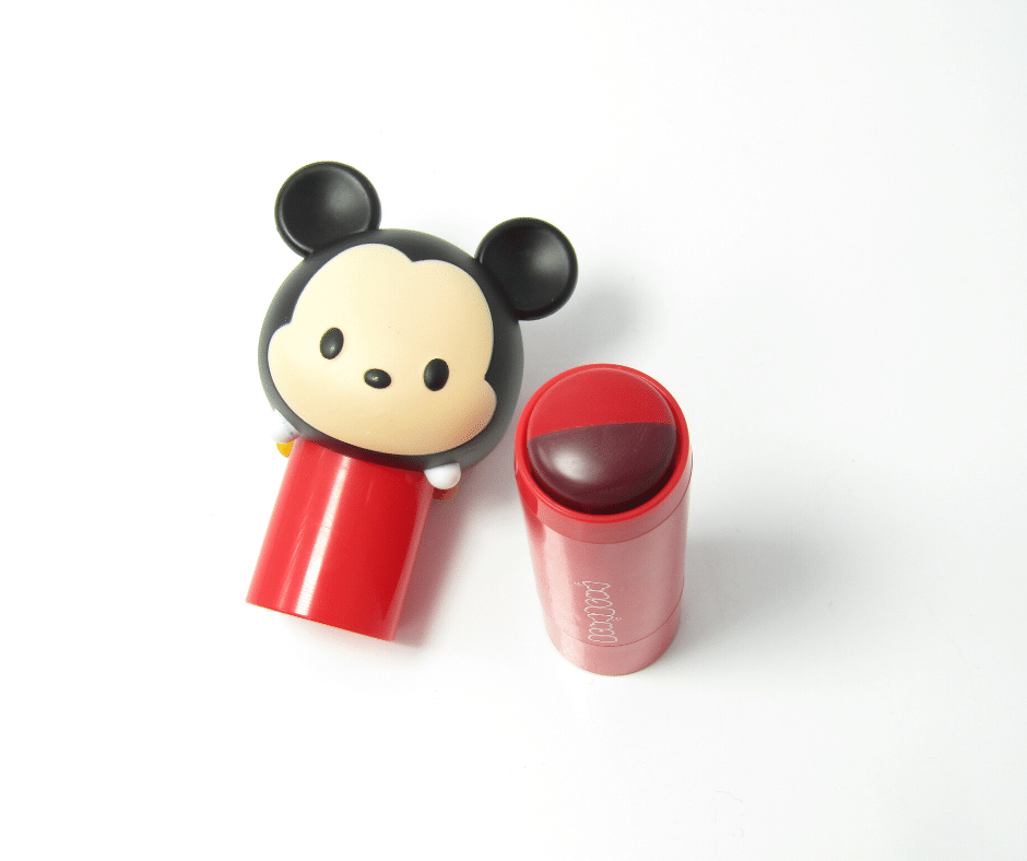 Duo Blusher Stick Cherry Red