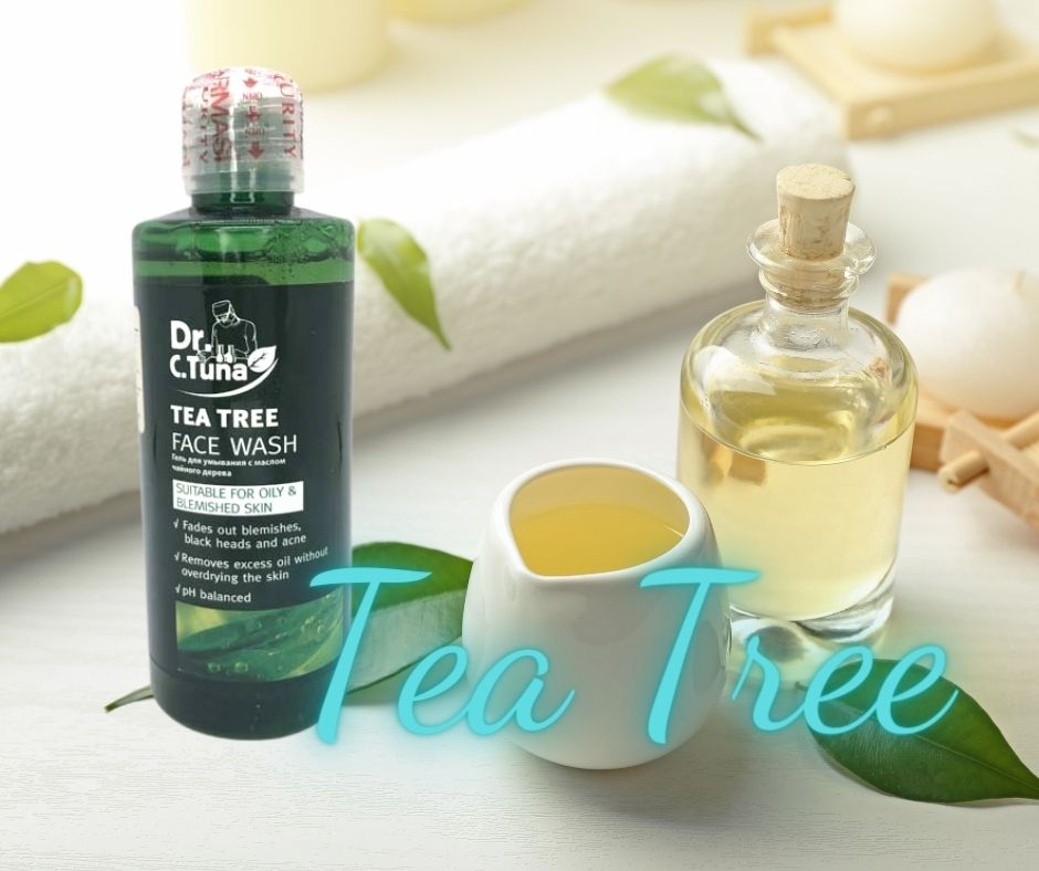 Farmasi Tea Tree Face Wash