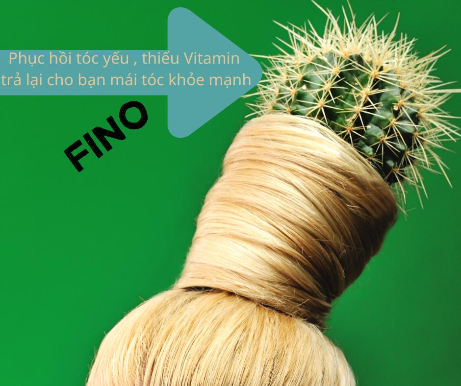 Kem Ủ Tóc Hư Tổn Fino Premium Touch