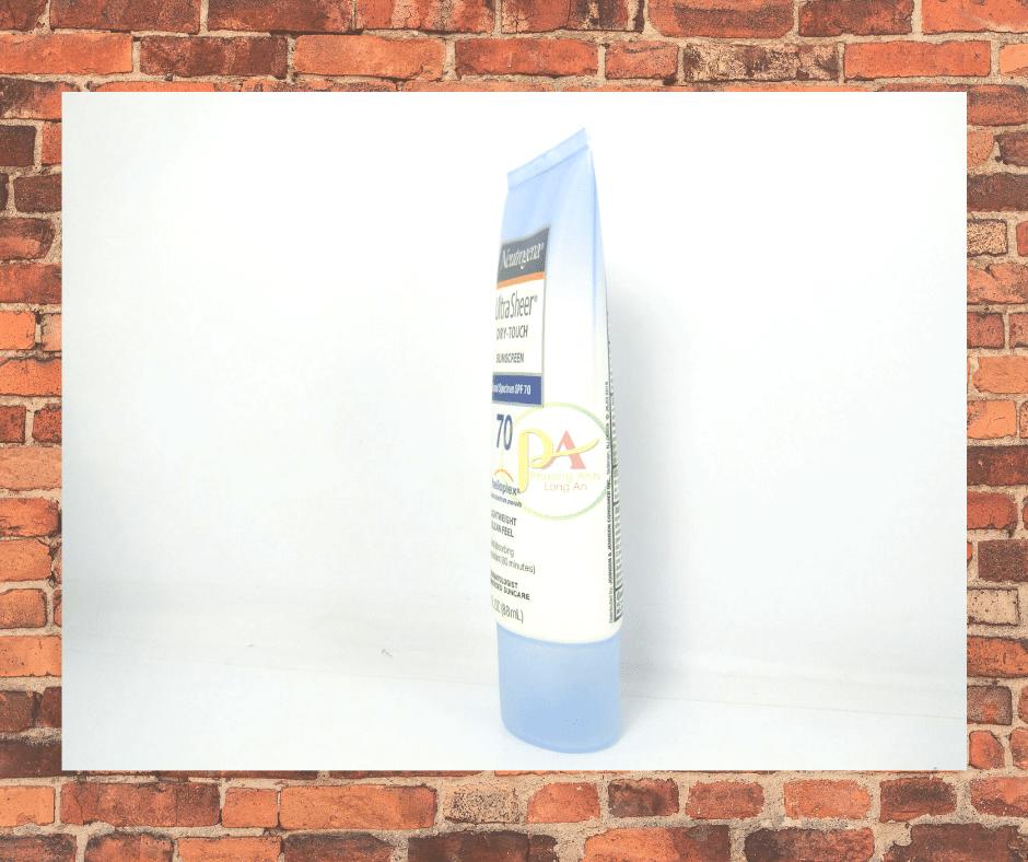 Kem Chống Nắng Neutrogena Ultra Sheer Dry Touch Suncreen