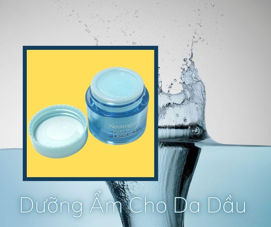Kem Dưỡng Ẩm Neutrogena Cho Da Dầu