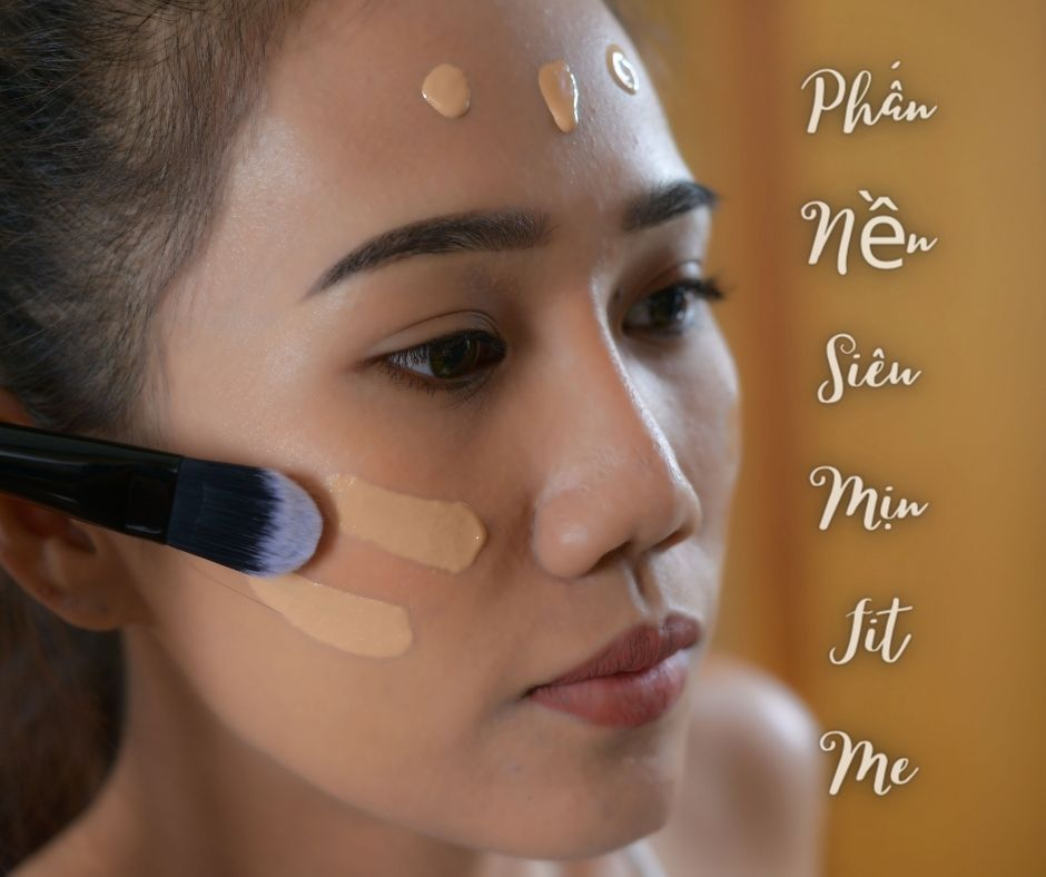 Phấn Nền Siêu Mịn Fit Me Skin-Fit Powder Foundation