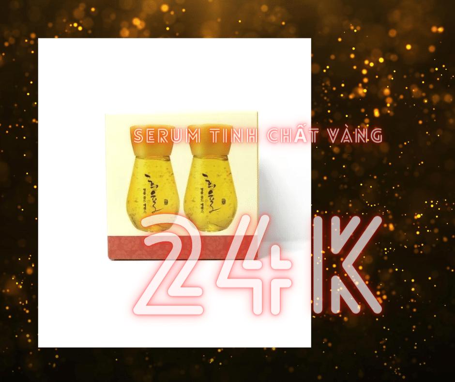Serum Tinh Chất Vàng Lebelage Hàn Quốc