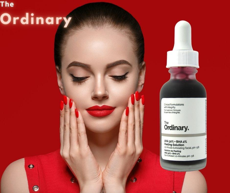 The Ordinary AHA 30% + BHA 2% Peeling Solution có tốt không?