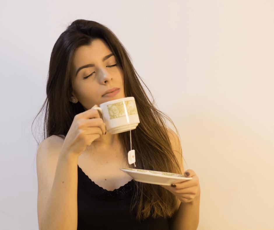 Trà Giảm Cân Night Diet Tea Orihiro Nhật Bản Hàng Xách Tay