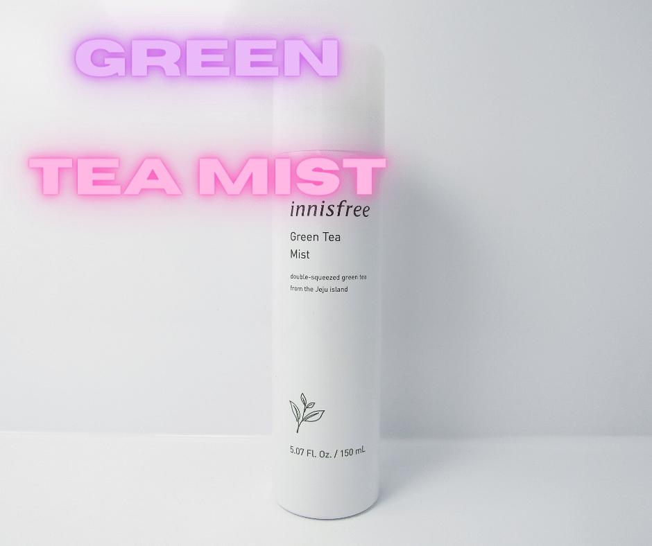 Xịt Khoáng Innisfree Green Tea Mist Hàn Quốc Chính Hãng