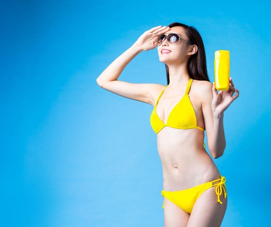 Cách bôi kem chống nắng chống lại tác hại của môi trường
