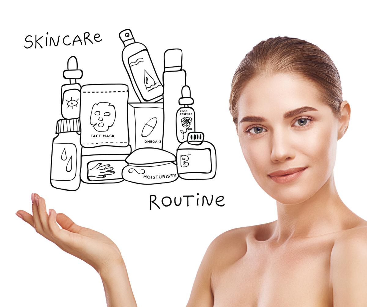 Chăm sóc da bằng các mỹ phẩm dành riêng cho da dầu