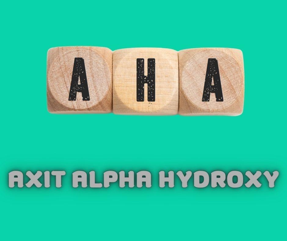 Chất AHA là gì Công dụng của AHA đối với làn da