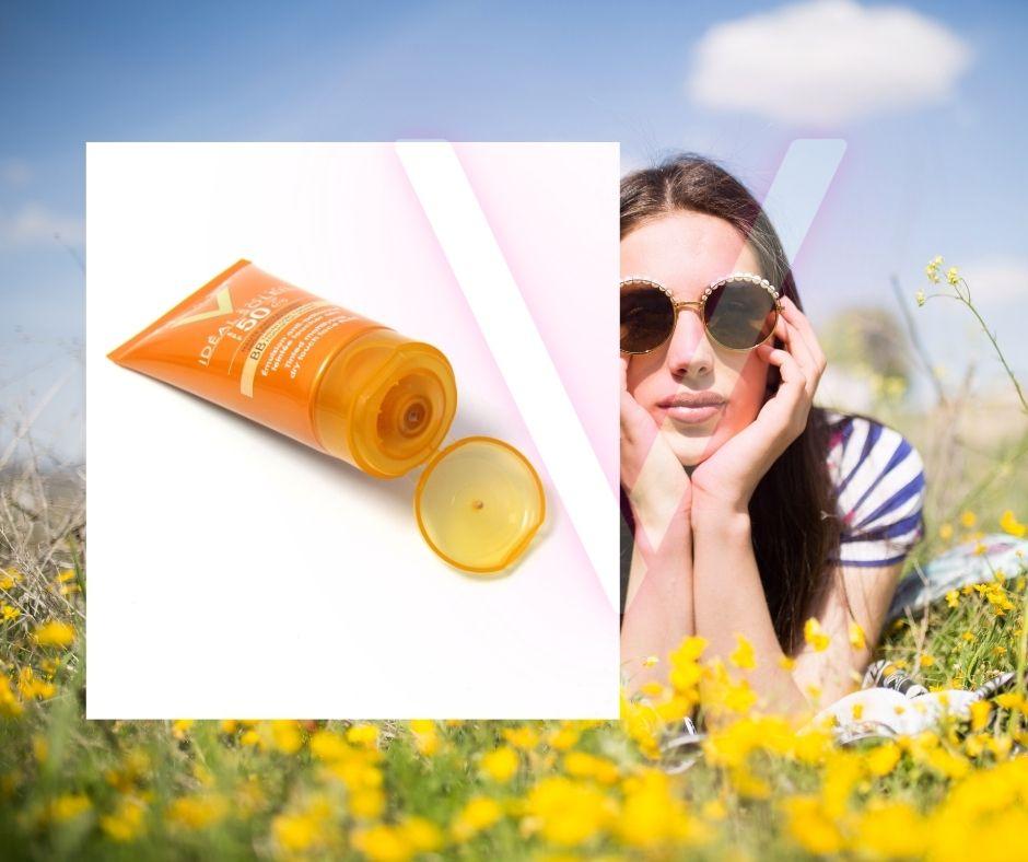 Chống Nắng Vichy Ideal Soleil Chuyên gia bảo vệ cho làn da sáng dưới ánh nắng mặt trời