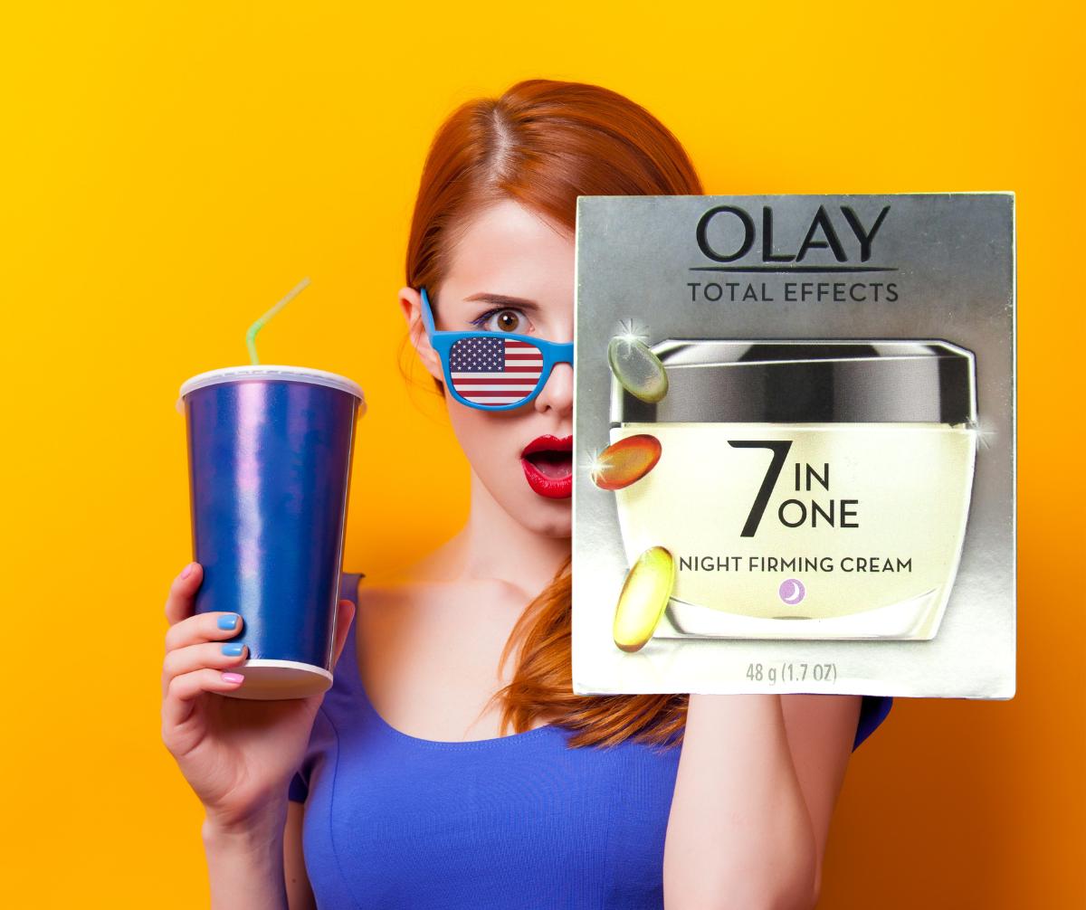 Dòng mỹ phẩm đặc trưng của thương hiệu Olay