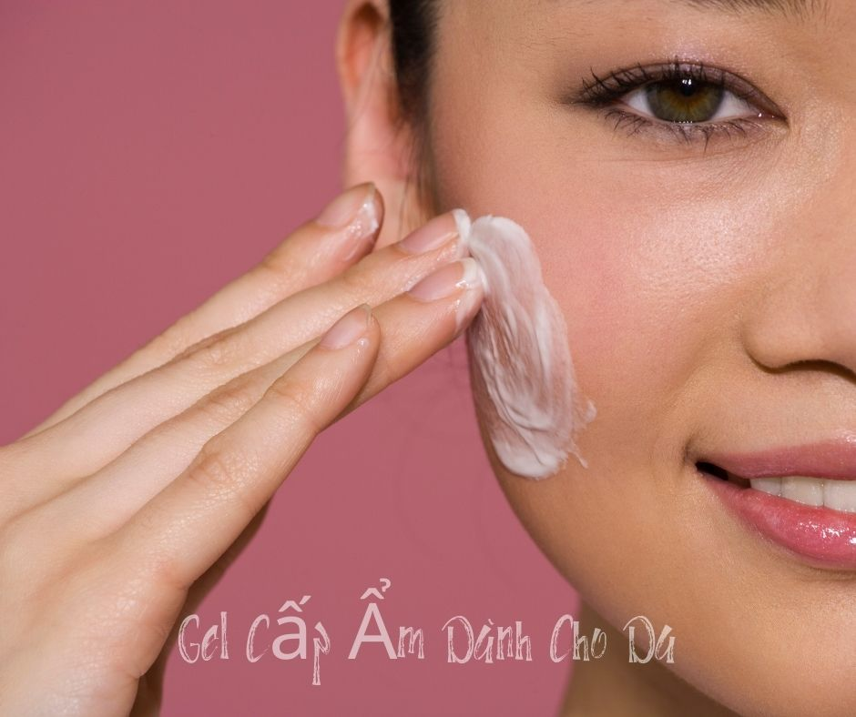 Gel Cấp Ẩm Dành Cho Da Dầu Dr Jart + Water Fuse