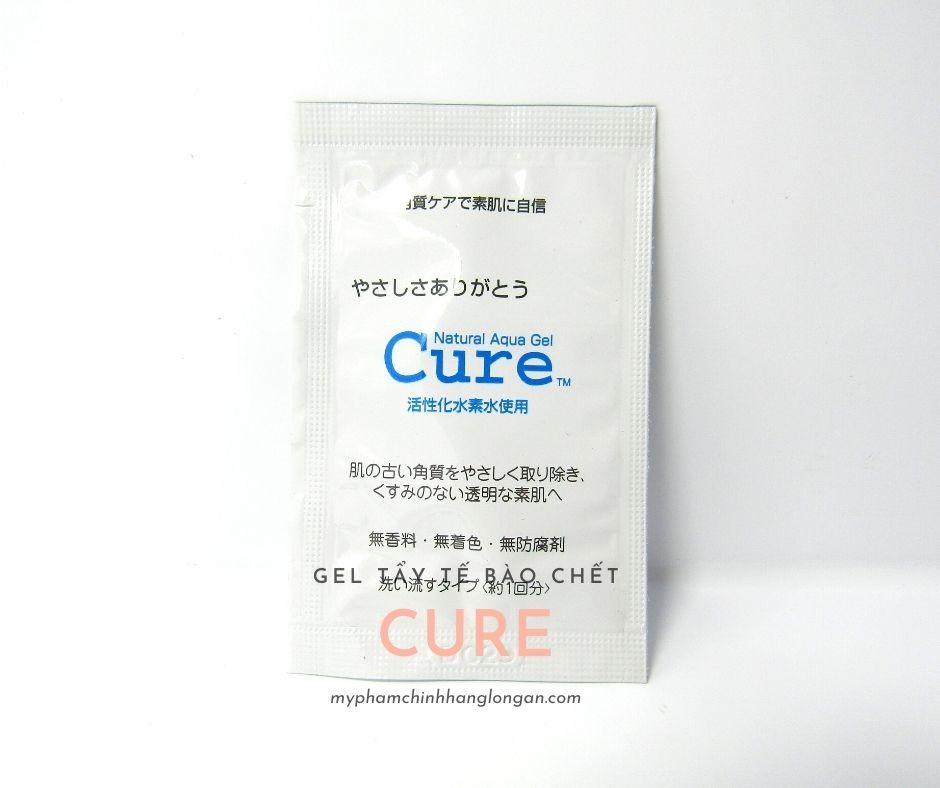 Gel Tẩy Tế Bào Chết Cấp Ẩm Natural Aqua Gel Cure
