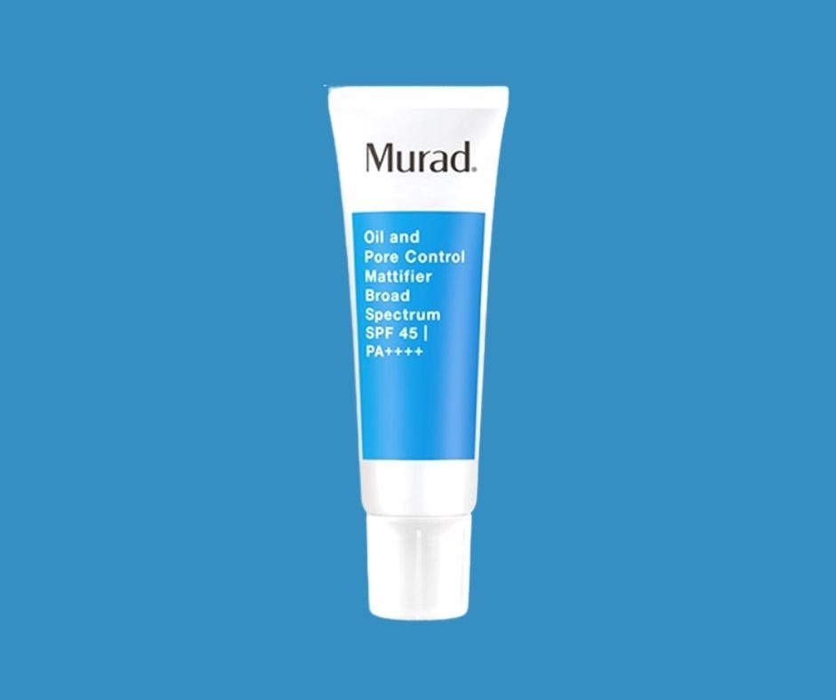 Kem dưỡng kiềm dầu & Chống nắng thế hệ mới Murad