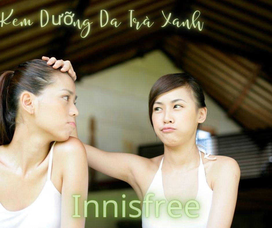 Kem Dưỡng Da Trà Xanh Innisfree The Green Tea Seed Cream