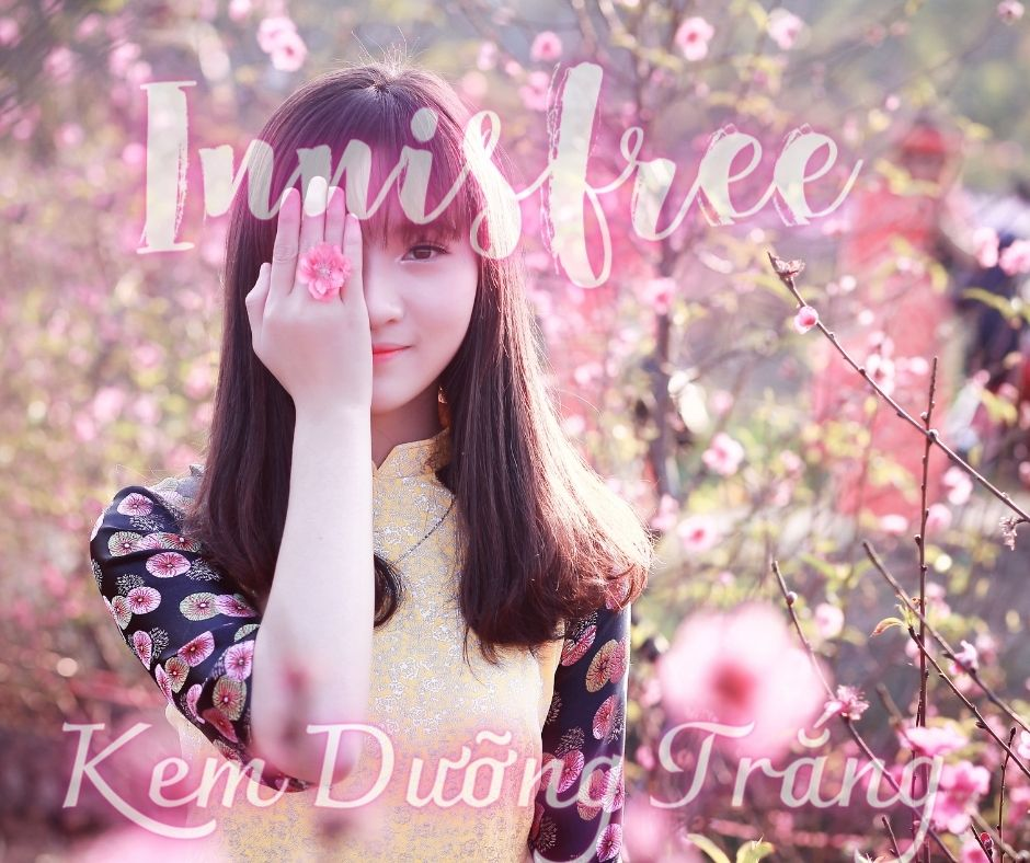 Kem Dưỡng Trắng Hoa Anh Đào Innisfree Jeju Cherry Blossom Tone-Up
