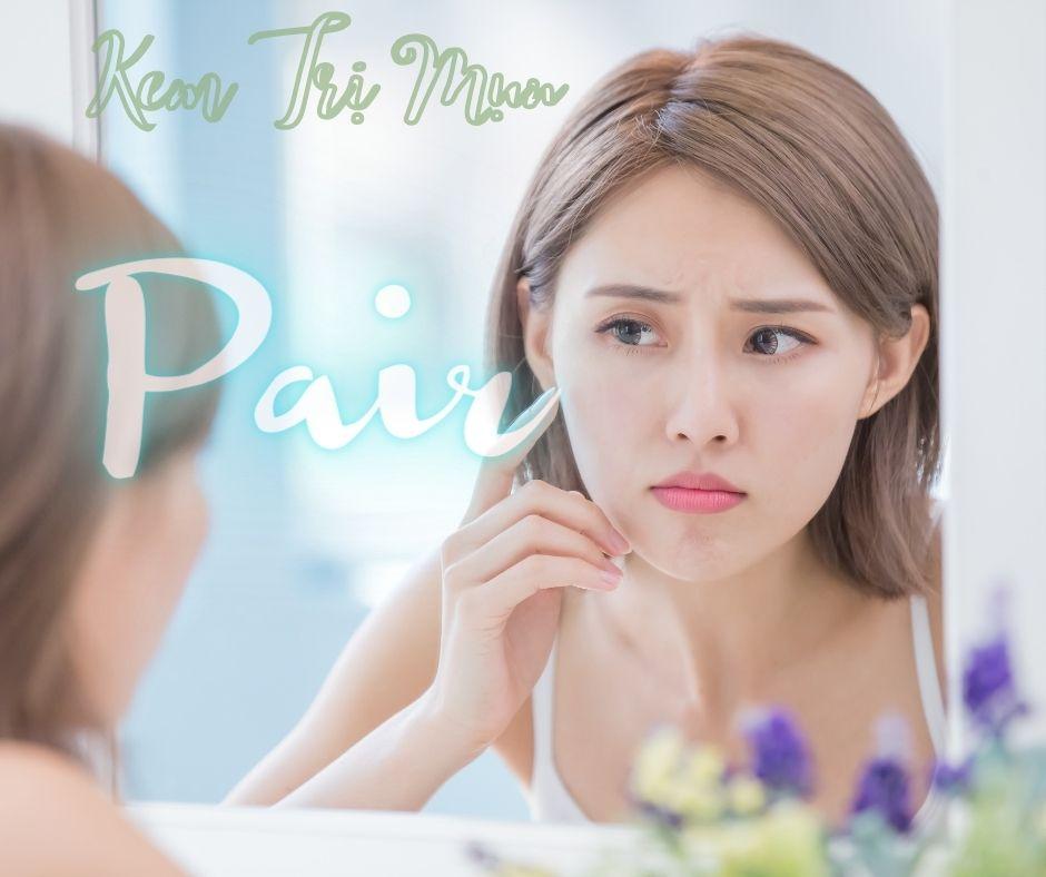 Kem Trị Mụn Pair Acne Care Cream