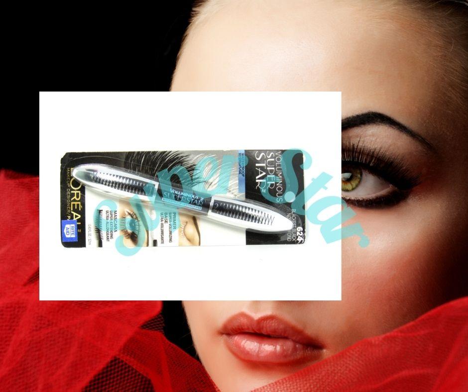 Mascara Loreal Voluminous Super Star thiết kế 2 đầu tinh tế