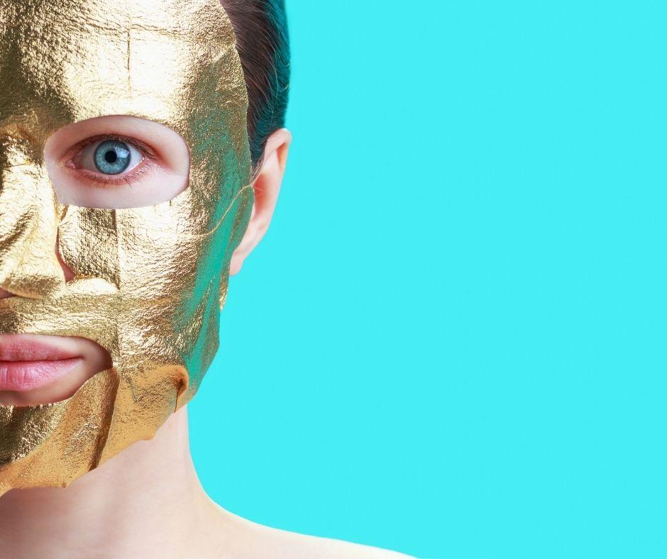 Mặt nạ giấy chăm sóc da khô từ sâu bên trong