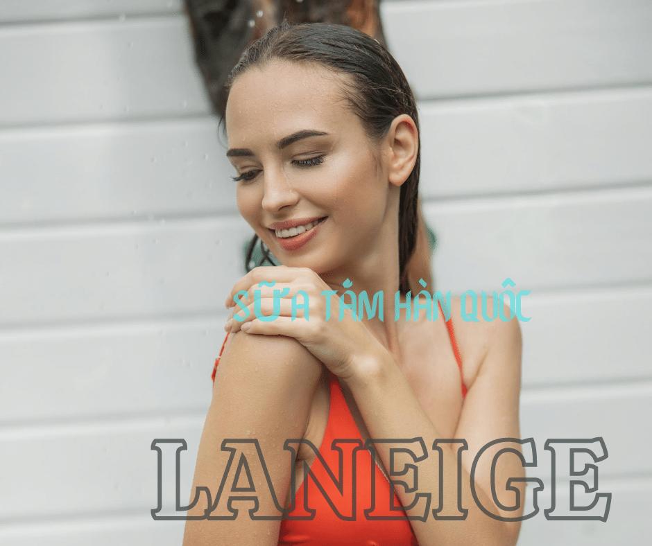 Sữa Tắm Laneige Perfumed Bath & Shower Gel