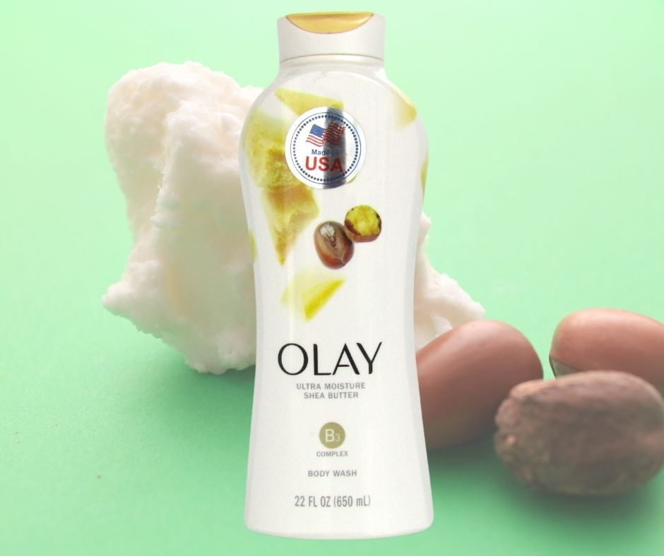 Sữa tắm Olay Ultra Moisture Shea Butter