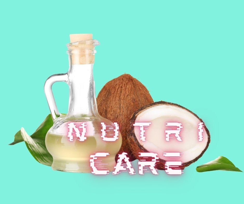 Tinh dầu dưỡng tóc khô rối Fanola Nutricare thành phần dầu dừa