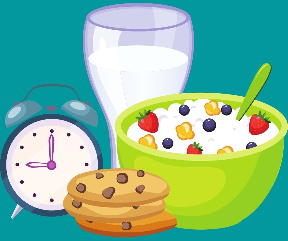 4. Thói quen tốt ăn sáng