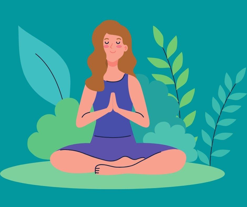 6. Thói quen tốt ngồi thiền
