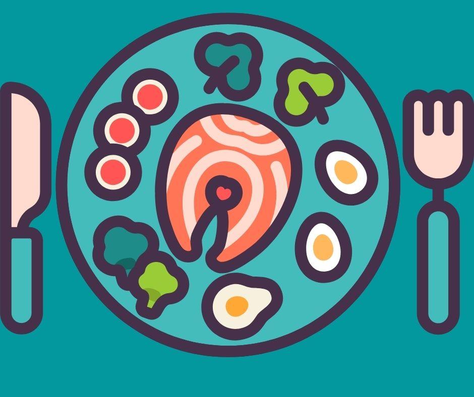 3. Thói quen tốt ăn nhiều bữa