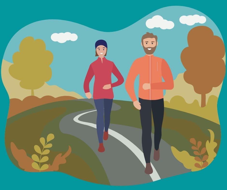 9. Thói quen tốt đi bộ