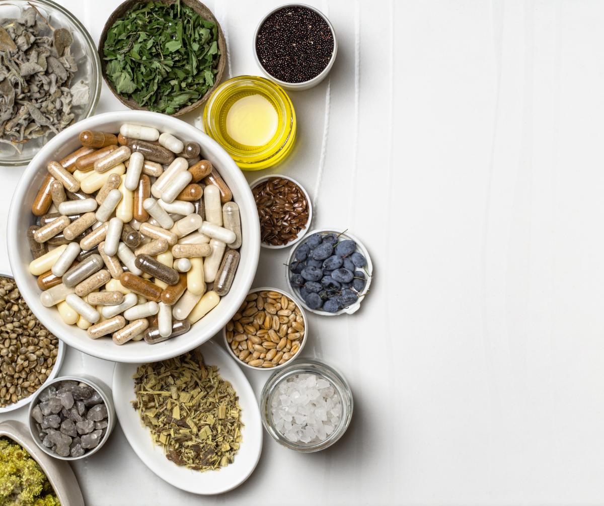 Thực phẩm chức năng có nguồn gốc từ tự nhiên