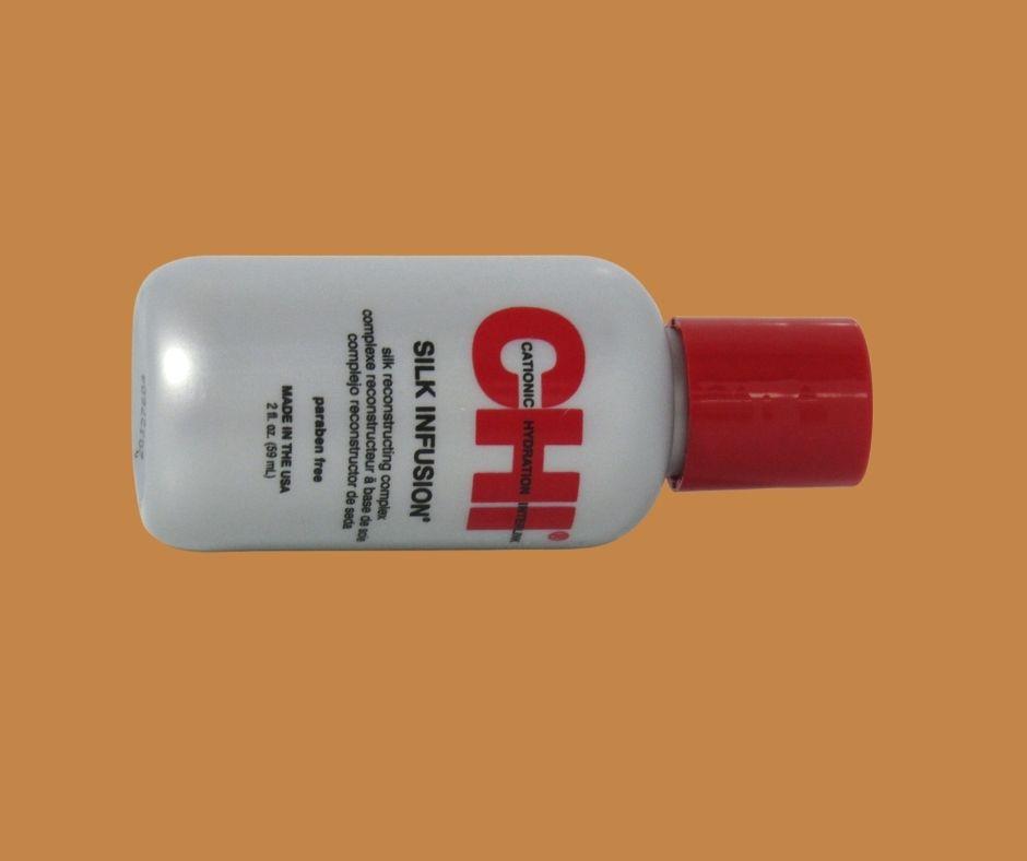 Tổng quan về sản phẩm tinh dầu dưỡng tóc CHI Silk Infusion