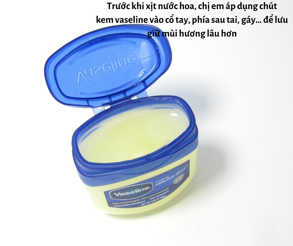 mỹ phẩm vaseline healing jelly xuất xứ mỹ