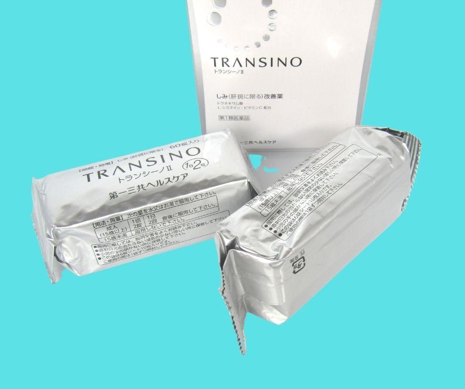 Viên uống trị nám Transino có thể sử dụng cho người đang mang thai hoặc cho con bú
