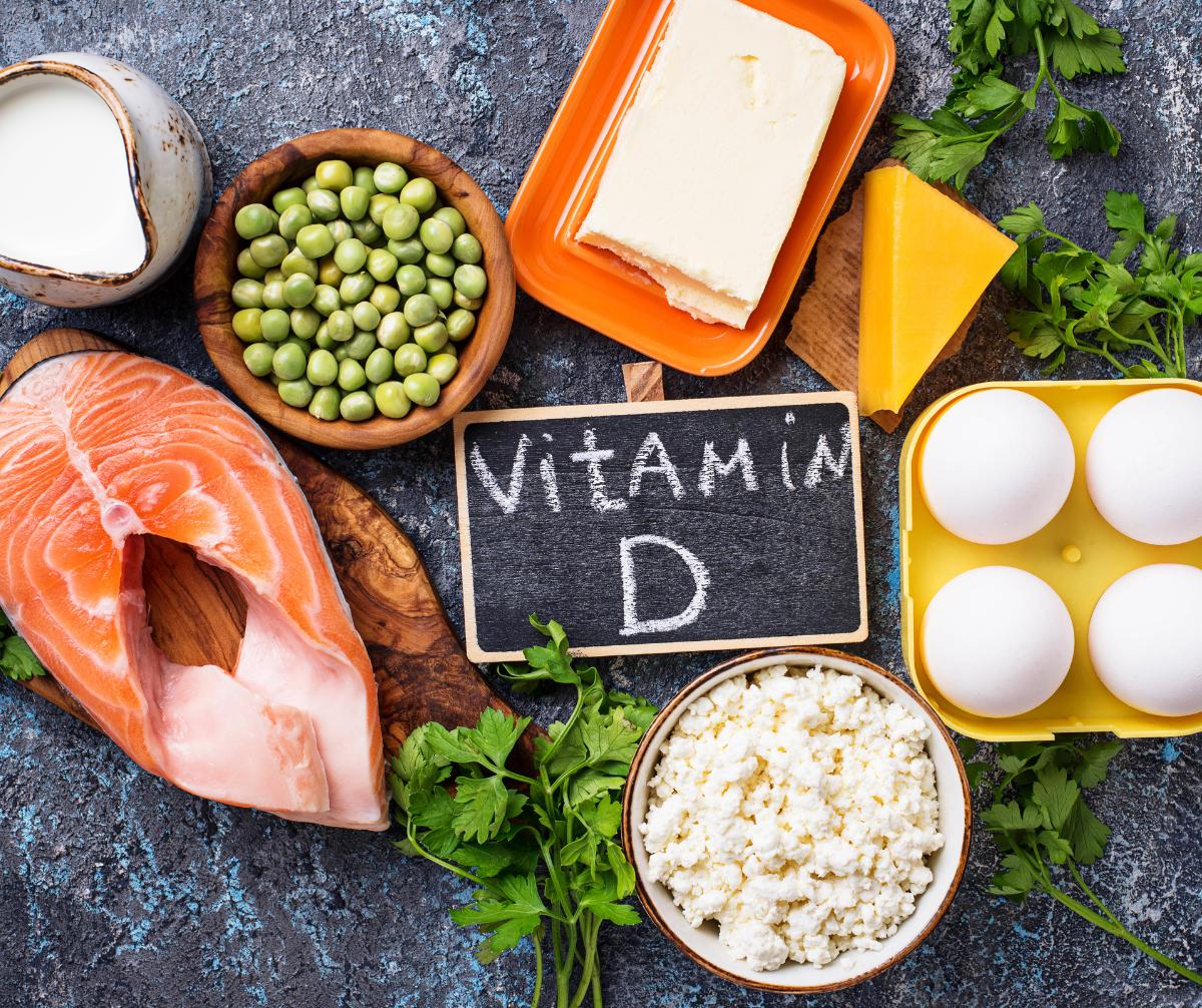 Vitamin D – Một trong những Vitamin làm đẹp da phổ biến