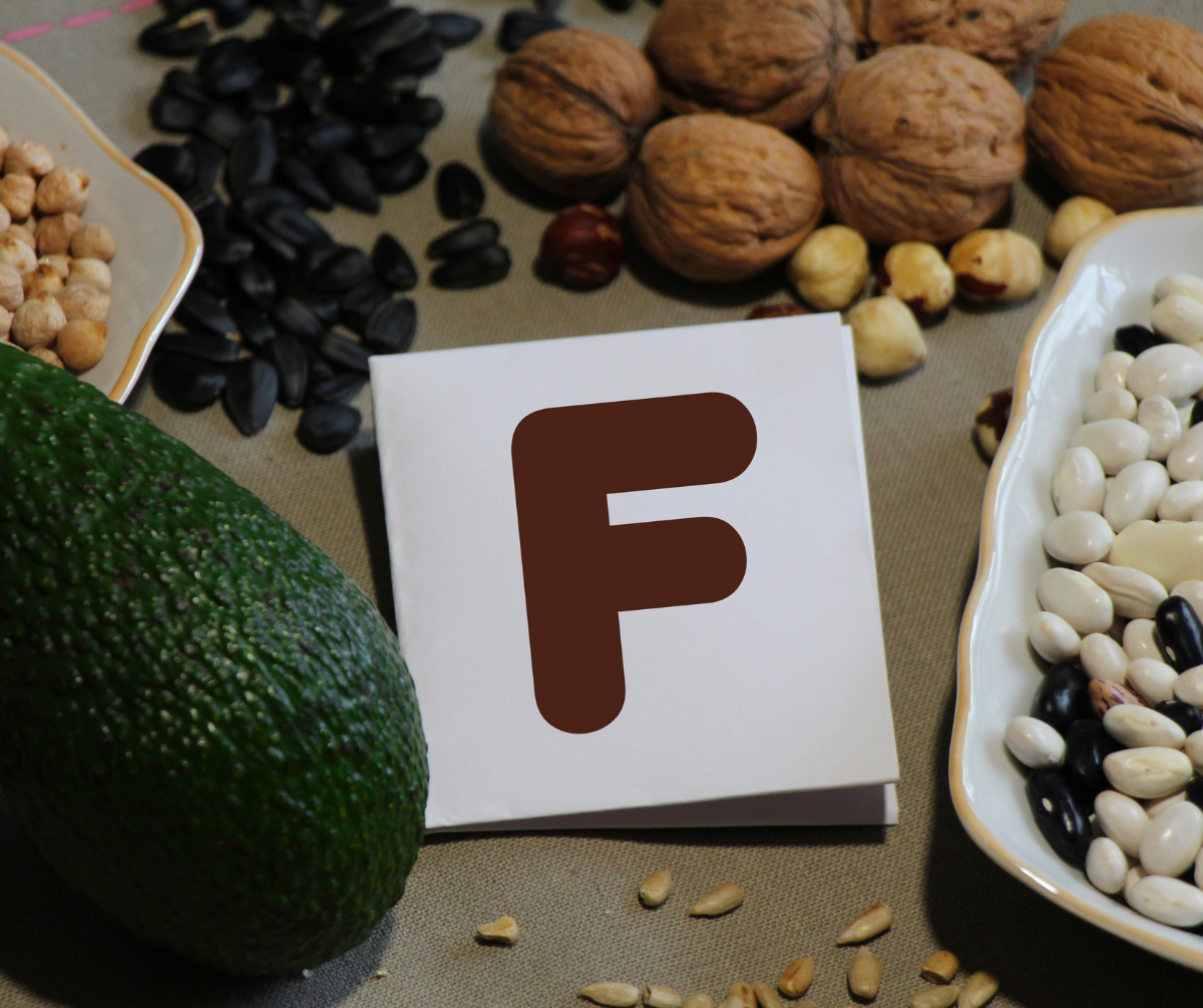 Vitamin F – Thần dược cho bạn