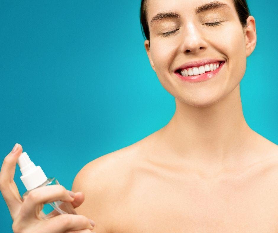 Tác dụng của xịt khoáng trong việc chăm sóc da mặt
