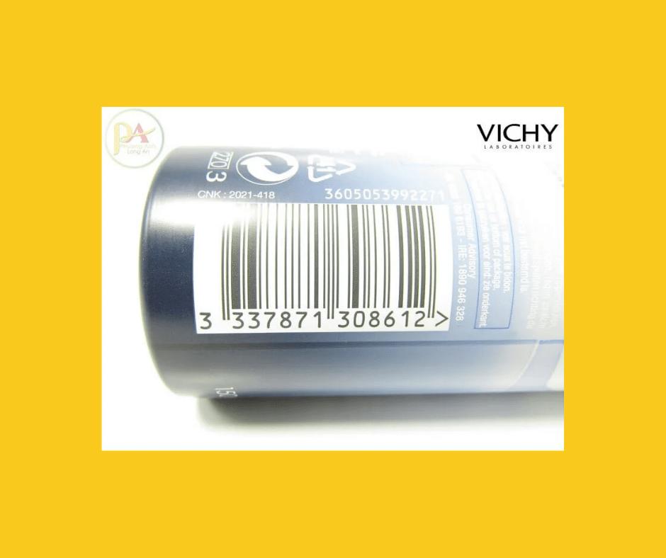 Xịt Khoáng Vichy 150ml Eau Thermale Mineralisante