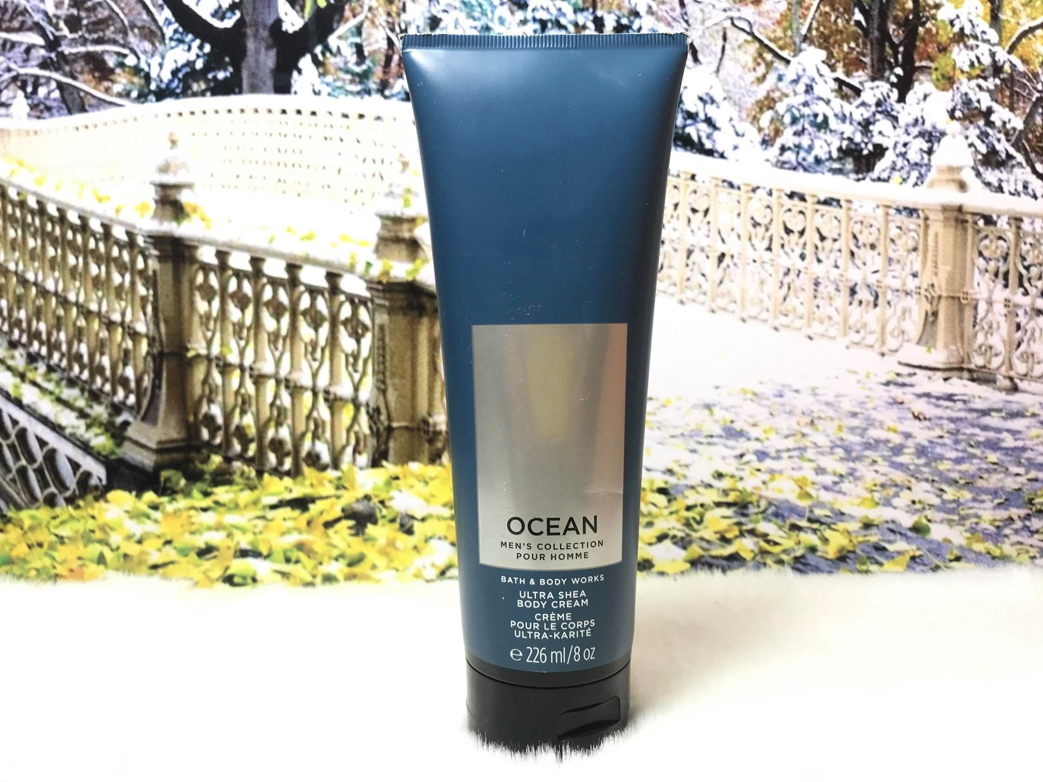 Dưỡng Thể Ocean Mens Collection Pour Homme 226ml