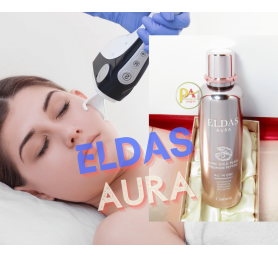 Serum Eldas Aura Shine Gold Pearl Premium Peptide All In One 100ml