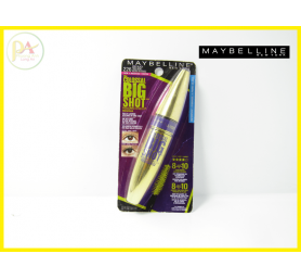 Mascara Maybelline The Colossal Big Shot Waterproof Dài Và Dày Mi