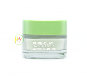 Mặt Nạ Bùn Pure Clay Mask Argile Pure Loreal 49g