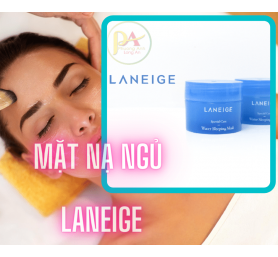 Mặt Nạ Ngủ Tái Tạo Da Laneige Special Care Water Sleeping Mask 15ml