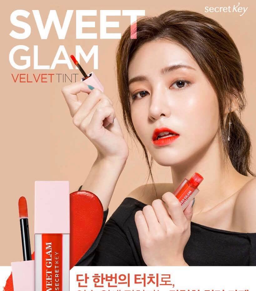 Son Kem Lì Secret Key Sweet Glam